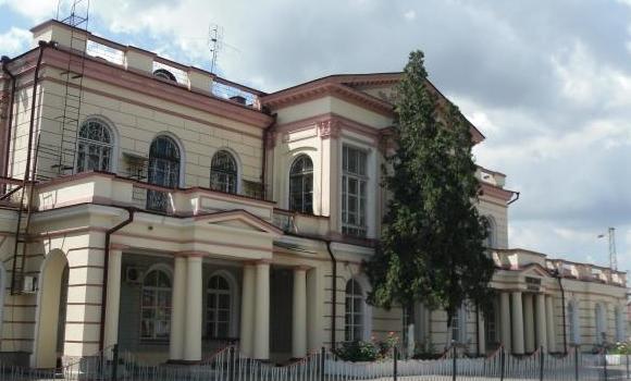 ЖД Вокзал ЖД вокзал Новочеркасск